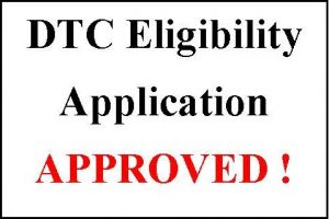 DTC Eligibility Applications